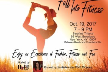 Fall into Fitness - Flyer